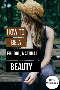 Frugal Natural Beauty