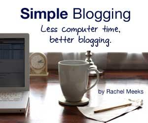 Simple Blogging interview with Rachel Meeks