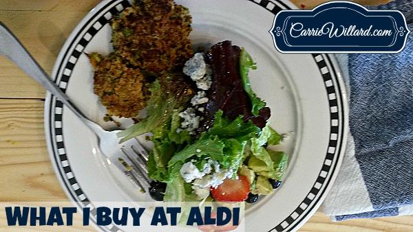 What I Buy at ALDI-031414