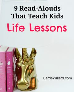 Books that teach kids life lessons
