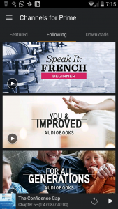 free audiobooks from amazon and audible