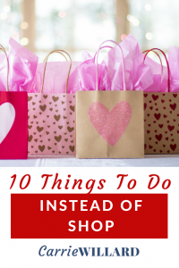 10 Things To Do Instead of Shop