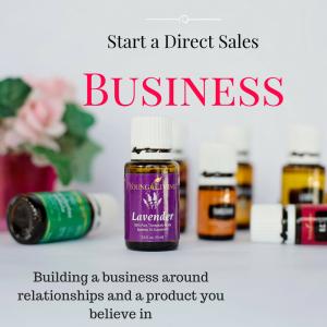 Start a Direct Sales Business