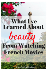 What I've Learned About Beauty From Watching French Movies